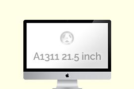iMac met modelnummer A1311