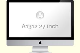 iMac met modelnummer A1312