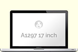 Opengeklapte Macbook Pro A1297